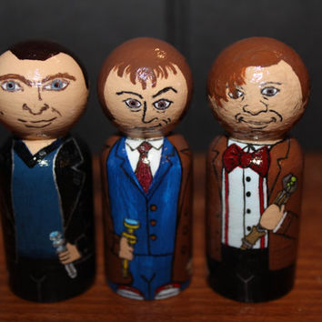 "Inspired by the tv show custom painted guys 9, 10, 11 ""CHOICE OF ONE"""