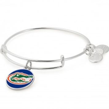 University of Florida Logo Color Infusion Charm Bangle