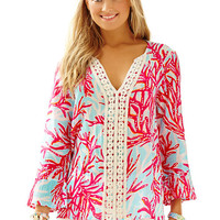 Luci V-Neck Tunic - Lilly Pulitzer