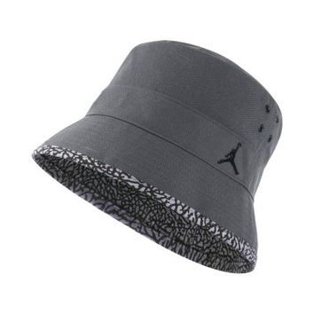 Nike Jordan Jumpman Bucket Hat - Dark Grey
