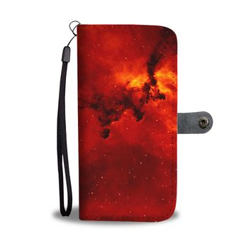 Star Cluster Phone Wallet Case