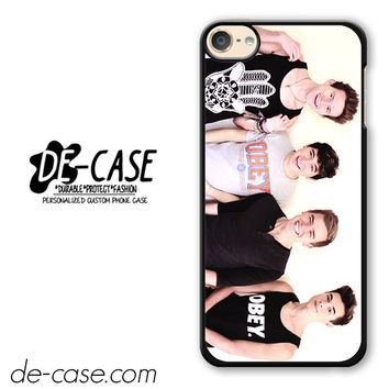Jc Caylen Ricky Dillon Kian Lawley And Connor Franta DEAL-5839 Apple Phonecase Cover For Ipod Touch 6