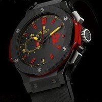 mechanical movement Deluxe luxury automatic men lot Bang watch big bang wristwatch watches hu