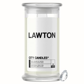 Lawton   City Jewelry Candle®