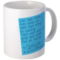 CafePress Mug - Grey's Anatomy: Post It Mug - S White