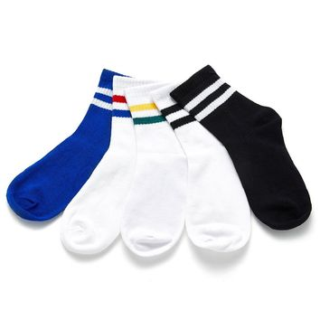 Essential Retro Crew Sock Set