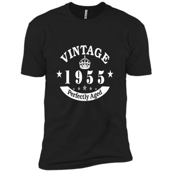 61th Birthday Gift Vintage 1955 Perfect Aged T-Shirt