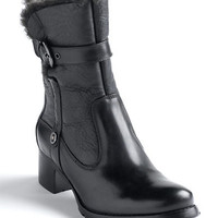 Blondo Fantasia Shearling-Lined Buckle Boots