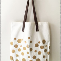 Shimmer Tote