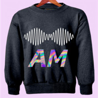 Arctic Monkeys AM Crewneck