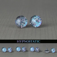 Hypnostatic 10mm Post Earrings