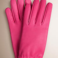 Cashmere-lined Lambskin Gloves