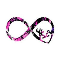 Infinity Decal/Pink Camo