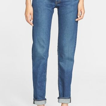 Women's Helmut Lang Relaxed Tapered Jeans,