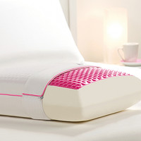 Hydraluxe Always Cool Gel Pillow by Comfort Revolution