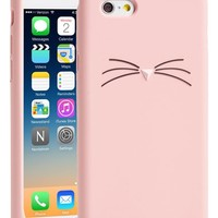kate spade new york 'cat' iPhone 6 case - Pink