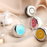 Candy Color Bluetooth Earphone = 5979154369