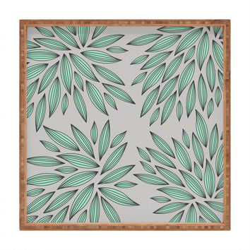Gabi Mint Square Tray