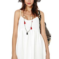 Nasty Gal Innocence Crossed Dress