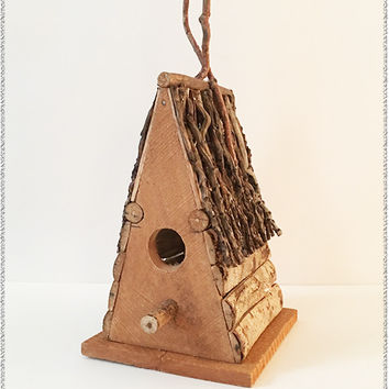 Enchanted Bird House