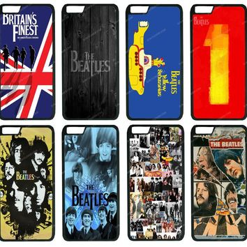 The Beatles Band-Case for Iphone X 7 8 plus 6s 5s SE 5c Samsung S8 S7 S6 S5 Note