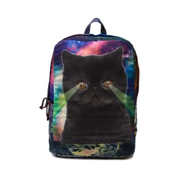 TigerBear Republik Black Magic Kitty Backpack