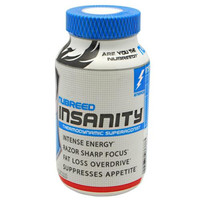 Nubreed Nutrition Insanity, 45 Capsules