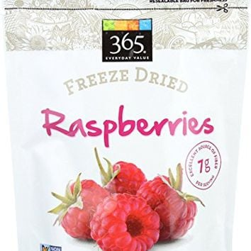 365 Everyday Value, Freeze Dried Raspberries, 1 oz