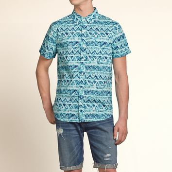 Endless Festival Pattern Shirt