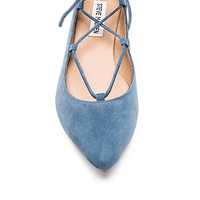 Eleanorr Ballet Flat in Blue