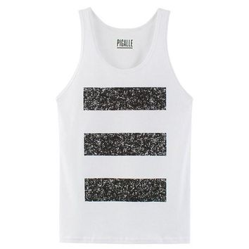 Pigalle 3 Bar Tank Top
