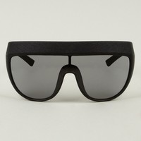 Mykita Mylon Black Nova Sunglasses