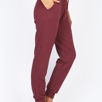 Relax Heather Joggers