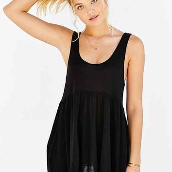 Truly Madly Deeply Babydoll Tank Top