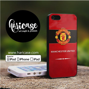 The Red Devils Manchester United iPhone 5 | 5S | SE Cases haricase.com