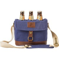 Cathy's Concepts Monogram 6-Bottle Beer Cooler | Nordstrom