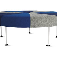 Girard Color Wheel Ottoman - Design Within Reach