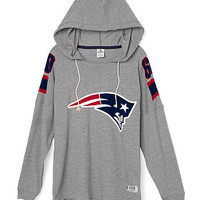 New England Patriots Pullover Hoodie - PINK - Victoria's Secret