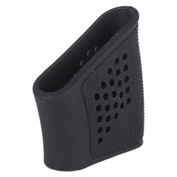 New Tactical Grip Glove Slip-On Grip Sleeve Tactical Grip Glove Hunting Holsters for Glock 42, 43 Shield Rubber Black