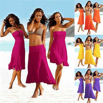 Designer Multi wears Convertible infinite Cover Ups