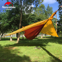 Ultralight Hanging Hammock With Tent
