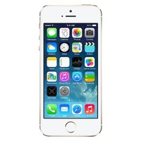 iPhone 5s 32GB Gold - AT&T with 2-year contract