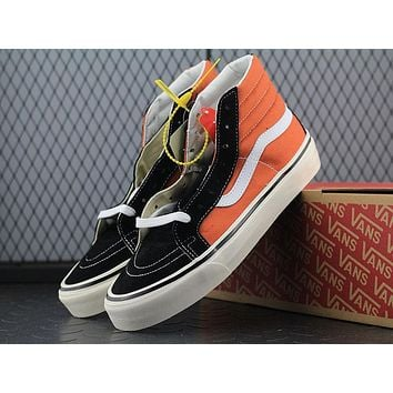 a8ff2a2fd19ed2 Vans SK8 Hi 38 DX High Top Men Flats Shoes Canvas Sneakers Women