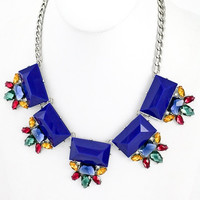 Fantastically Floral Necklace - Restocked
