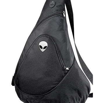 Alien Tumblr Backpack