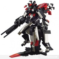 Gundam Mecha - Lego Compatible Toy