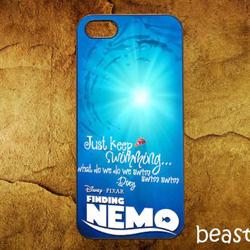 Finding Nemo - Accessories,Case,Samsung Galaxy S2/S3/S4,iPhone 4/4S,iPhone 5/5S/5C,Rubber Case - OD09102013 - 12