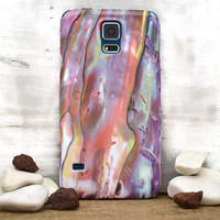 Galaxy S6 Abalone Shell Samsung Galaxy S6 edge case / / S5 case abalone Note 4 case Note3 S4 mini / / iphone 6 5s LG G3 G4 Sony Xperia case
