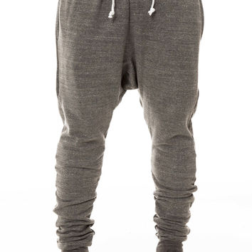 Men's Drop Crotch Pants