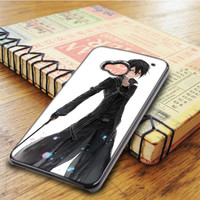 Sword Art Online Kirito Asuna Anime HTC One M7 Case